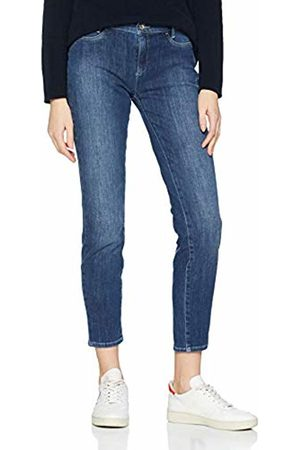 Brax Women's Spice S Vintage PPT Push Up Verkürzte Five Pocket Denim Stretch Skinny Jeans Used Regular 25