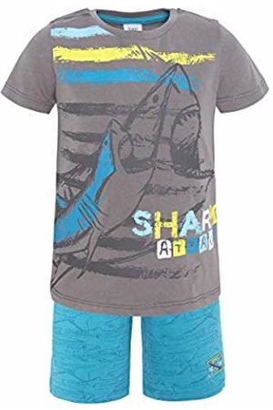 Tuc Tuc Boy's Camiseta Punto+Bermuda Estampada Felpa Niño Summer Clothing Set