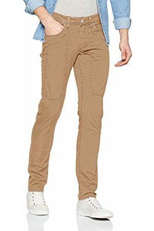 Jeckerson Men's 5pkts Patch Slim Trouser