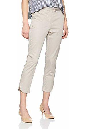 Daniel Hechter Women's's Cropped Pants Trouser (Sand 410) W38