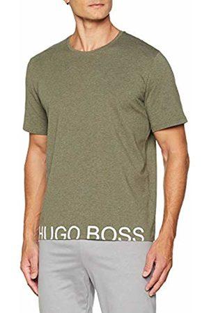 HUGO BOSS Men's Identity T-Shirt Rn Pyjama Top, (Dark 307)