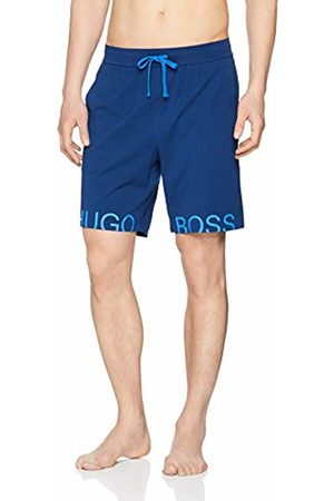 HUGO BOSS Men's Identity Shorts Pyjama Bottoms, (Bright 438)
