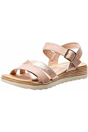 Refresh Women's 69948 Open Toe Sandals, Nude