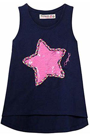Desigual Girl Knit T-Shirt Straps (ts_poolie)