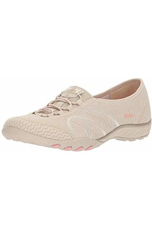 Skechers Women's Breathe-Easy - Sweet-JAM Slip On Trainers