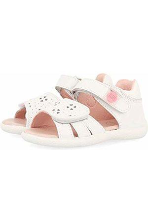Gioseppo Baby Girls' 48661 Sandals, Blanco