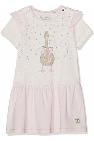 Sanetta Baby Girls' Dress Knitted (Shadow Rose 37052)