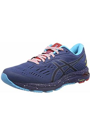 Asics Men's's Gel-Cumulus 20 le Running Shoes (Grand Shark/Peacoat 400) 10 UK