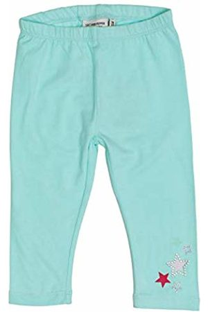 Salt & Pepper Salt and Pepper Girls' Capri Sunshine uni Print Shorts Blau (Pool 434) 122 cm