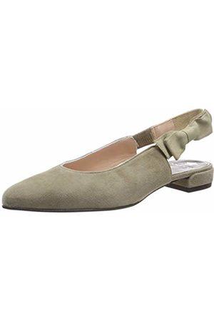 Maripe Women's 28298 Ballet Flats, (Camoscio Kaki-VAR.06) 7