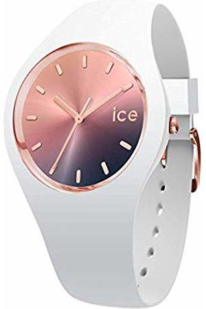 Ice-Watch Ice Watch Womens Analogue Quartz Watch with Silicone Strap 15749
