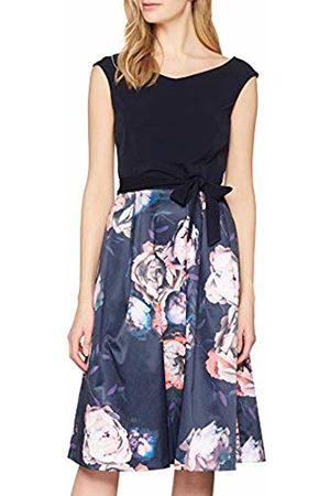 Vera Mont Women's 2209/3060 Dress, ( Shades 8900)
