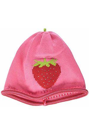 maximo Girl's Strickmütze, Erdbeere