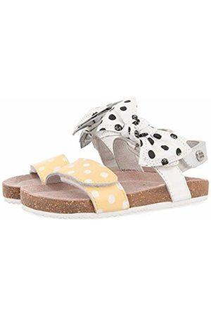 Gioseppo Girls' 47188 Open Toe Sandals, (Blanco/MUL 000)