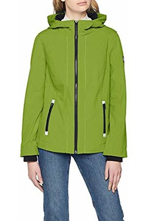 Cecil Women's 201190 Jacket, (Punchy Lime 11536)