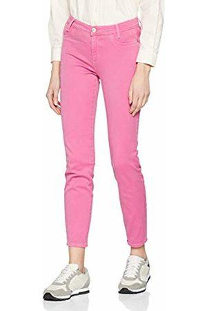 Brax Women's Spice S Vintage PPT Push Up Verkürzte Five Pocket Denim Stretch Skinny Jeans