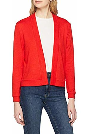 More & More Women's's Strickjacke Cardigan, (Tangerine 0538)
