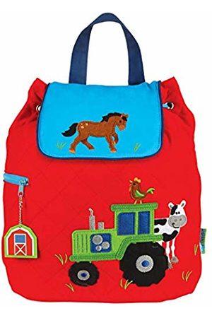Stephen Joseph Children's Quilted Backpack - Farm