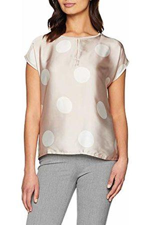 More & More Women's's T-Shirt (2 Colour Big Dot 2207)