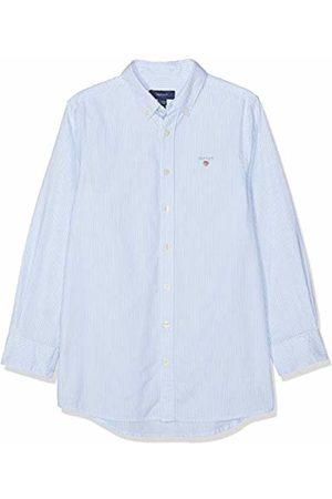 GANT Boy's D1. Archive Oxford Stripe Bd Shirt Blouse Capri 468