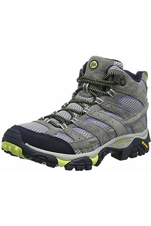 Merrell Women's's Moab 2 Mid Vent High Rise Hiking Boots Navy Morning