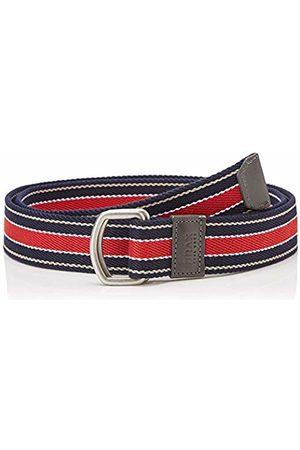 Brax Men's Bandgürtel Mehrfarbiger Sportiver Textilgürtel Belt