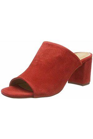 5f4589835a1 Orange Mule Sandals for Women