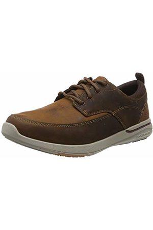 Skechers Men's ELENT-Leven Boat Shoes, ( CDB)
