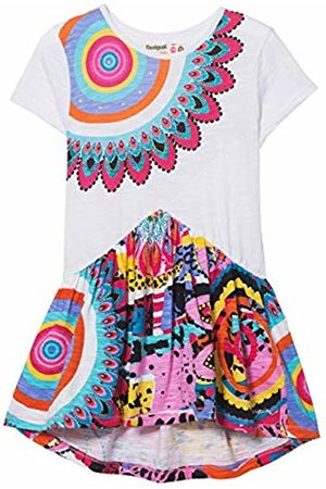Desigual Girl Knit Dress Short Sleeve (Vest_wilminton) ( 1000)
