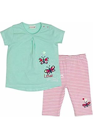 Salt & Pepper Salt and Pepper Baby Girls' Set Wild uni Stick Clothing 9-12 Months