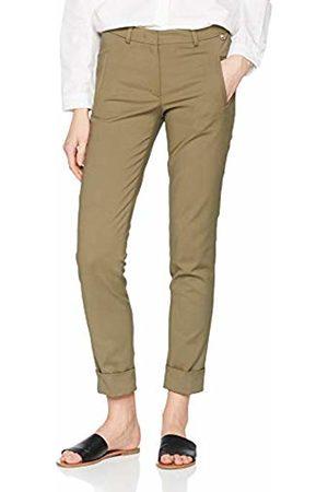 Daniel Hechter Women's Pants Trouser (Olive 550) W40