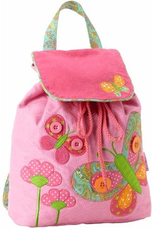 Stephen Joseph Children's Quilted Backpack - Signature Butterfly