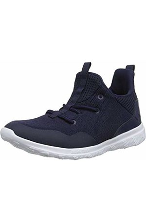 Hummel Unisex Adults' Actus Trainer Low-Top Sneakers (Peacoat 7666) 9.5 UK