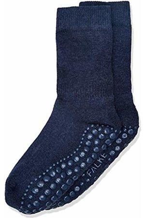 Falke Boy's Catspads Calf Socks, (Dark Mel. 6688)