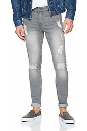 Enzo Men's EZ383 Skinny Jeans