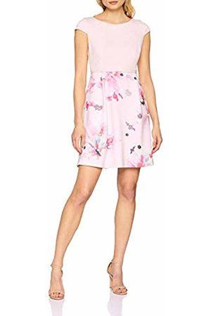 Comma, Women's's 85.899.82.0818 Dress Floral Print 40c0