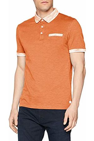 s.Oliver Men's 13.903.35.4976 Polo Shirt, ( Cup 2112)