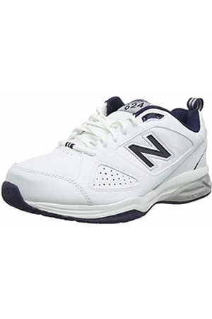 New Balance Men's 624 Fitness Shoes, ( /Navy WN4)