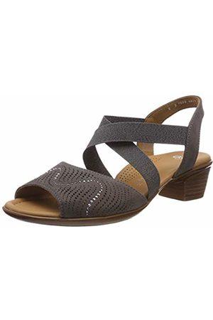 ARA Women's Lugano 1235764 Ankle Strap Sandals