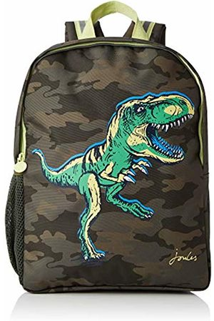 Joules Boys' Patchback Backpack ( Camo Dino)