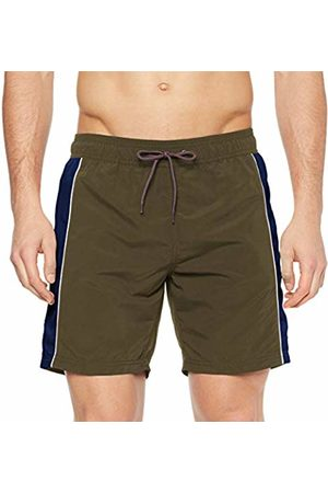 Strellson Men's Swim Shorts (Olive Night)