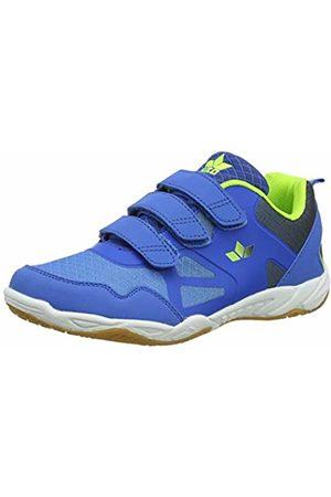 LICO Men's's Hot V Multisport Indoor Shoes, Blau/Marine/Lemon
