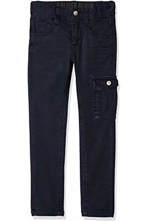s.Oliver Boys' 63.903.73.2168 Trousers, (Dark 5874)