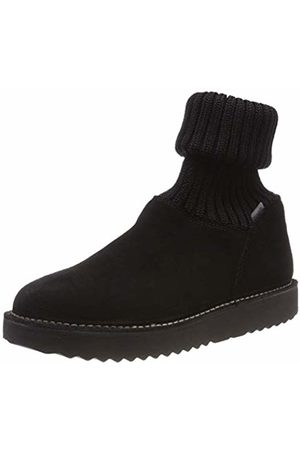 e6dab0fd55a Girls' Wilma Slouch Boots, (Schwarz 096)