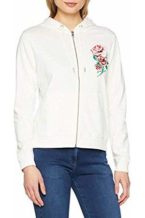 GANT Women's's O1. Rose Full Zip Hoddie Hoodie (Eggshell 113) X-Small