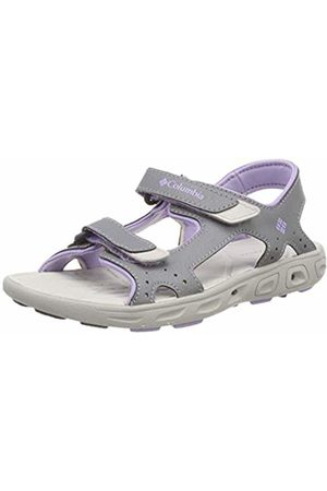 Columbia Unisex Kids' Childrens Techsun Vent Water Shoes, (Tradewinds , Violet 032)