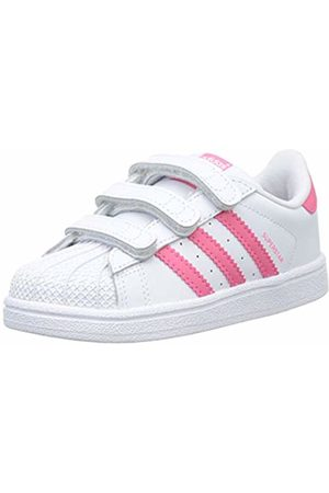 adidas Unisex Kids' Superstar Cf I Fitness Shoes (Blanco 000) 9.5 UK