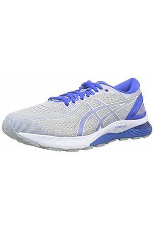 Asics Men's Gel-Nimbus 21 Lite-Show Running Shoes Mid /Illusion 020