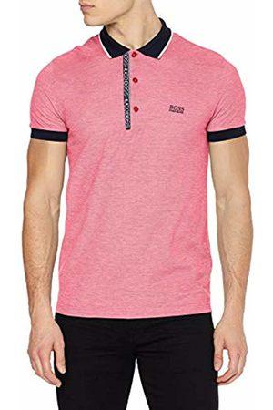 HUGO BOSS Men's's Paule 4 Polo Shirt Bright 435
