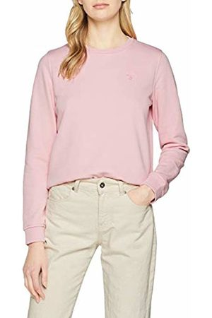 GANT Women's Tonal Shield C-Neck Sweat Sweatshirt